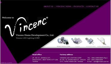 起運民生有限公司Vincenc Home Development Co.,Ltd.